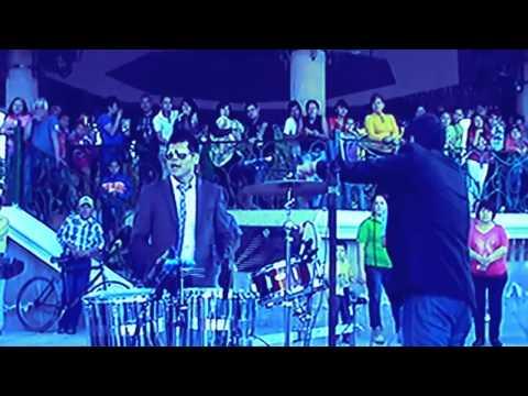 EL RANCHERO CHIDO   LOS GUAPOS gf     DE GOMEZ PALACIO.   PLAZA PRINCIPAL   22 marzo  15