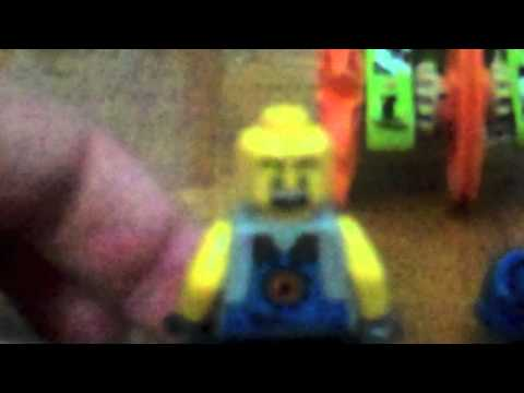 Lego Power Miners- Stone Chopper Review