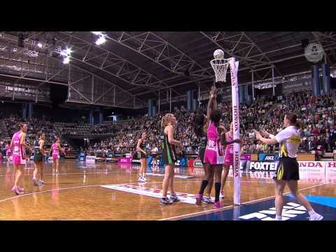 ANZ Championship 2013 - Round 8 Highlights