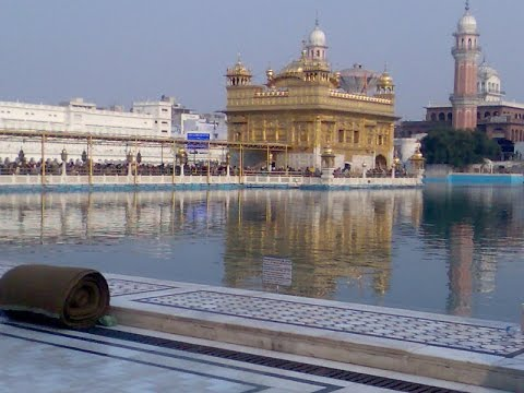 Tourist Places In India - Amritsar Golden Temple