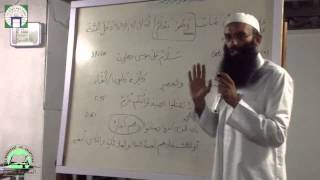Apprendre la langue arabe - session 6