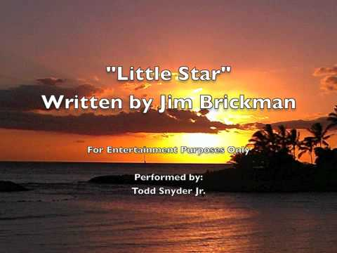Jim Brickman - Little Star