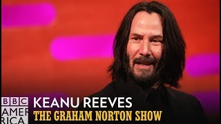 Keanu Reeves' Desert Vision | The Graham Norton Show | BBC America