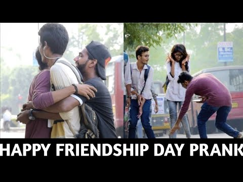 EPIC FRIENDSHIP DAY PRANK ON GIRLS 2018