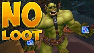 No Loot | World of Warcraft