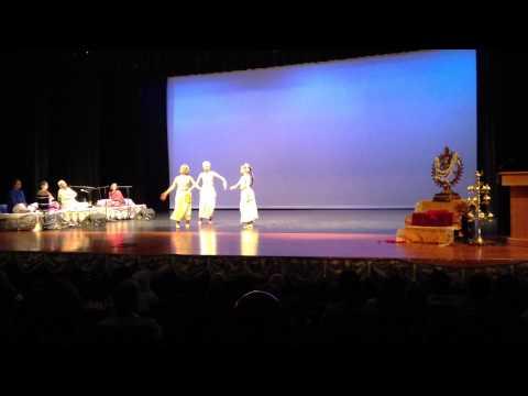 Navkar Mantra Dance Bharatnatyam video