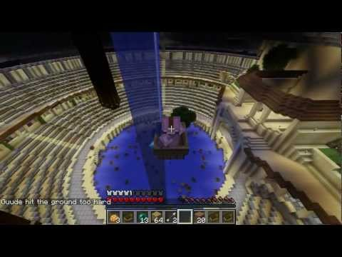 Etho MindCrack SMP - Episode 76: King Of The Boat