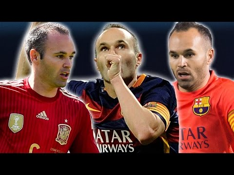 8 Things You Didn't Know About Andres Iniesta
