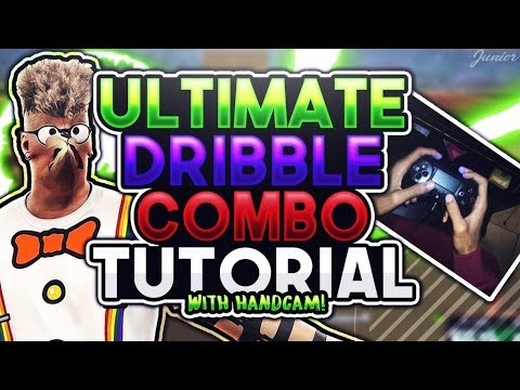 ULTIMATE HANDCAM DRIBBLE CHEESE TUTORIAL • BEST COMBOS/DRIBBLE MOVES •(NOT HARD) • NBA 2K17