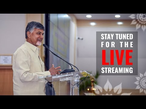 CM Nara Chandrababu Naidu live from launch of Xiaomi's Smart TV, Tirupati #MakeInAndhra