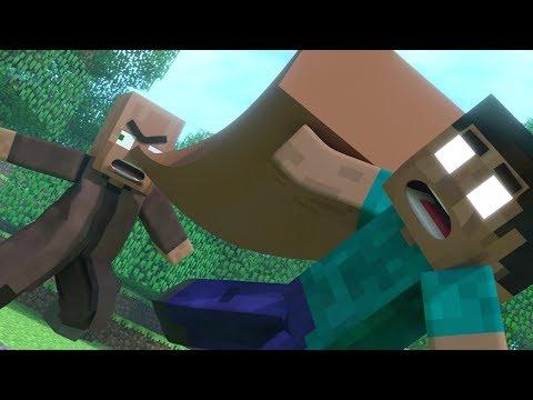 Top 5 Funny Minecraft Animations Created By MrFudgeMonkeyz