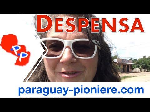 PP-Quickie: Warum der Tante Emma Laden in Paraguay Despensa heißt - Auswanderer berichten