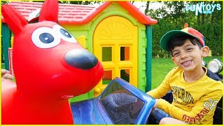 Jason plays Fun with Favorite toys, Funny Compilation by FunToysMedia