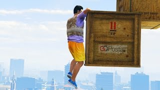 PARKOUR EXTREMO! 100% PERFECTO!! - GTA V ONLINE