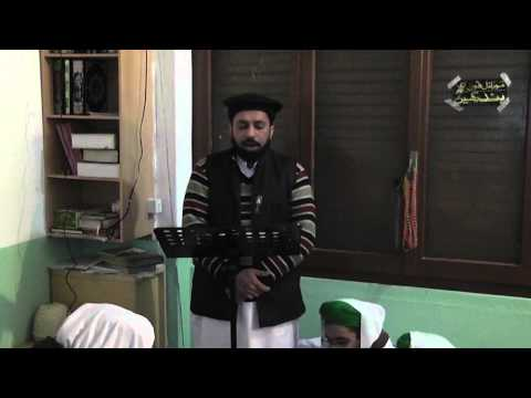Qaseeda burda sharif anasheed -naat - dawateislami france in...