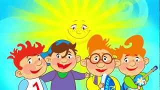 смотреть онлайн детские клипы из мультфильмов подряд