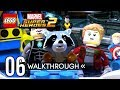 LEGO Marvel Super Heroes 2 | Gameplay Walkthrough | PART 6 - Surtur-n Doom / Rune To Maneuver MP3