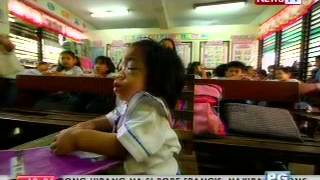 Front Row: Isang batang may rare disease, sinisikap pa ring mamuhay nang normal