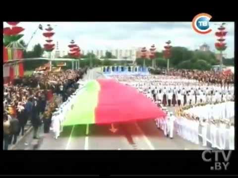 CTV.BY: Анастасия Винникова -- «Моя Беларусь»