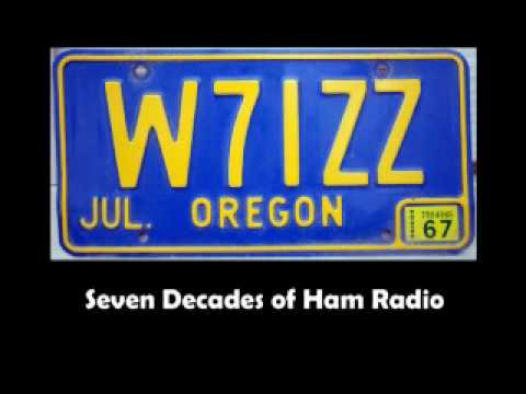 Seven Decades of Ham Radio