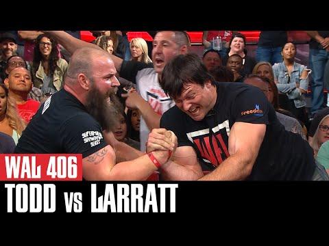 WAL 406 Heavyweight Championship: Michael Todd vs Devon Larratt