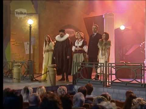 Když máš v chalupě orchestrion... - společnná píseň - Dobroty 2002