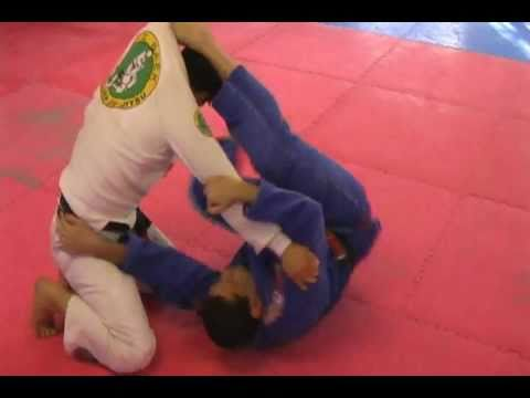 Jiu-Jitsu NORTH SOUTH to TRIANGLE choke Image 1