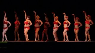Cin City Burlesque - Sympathy For The Devil (2016 Sep. Performance)