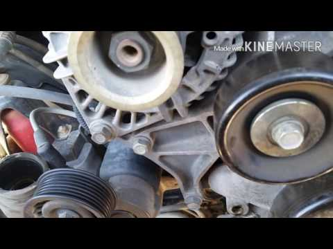 2001 Dodge Ram 1500 5.9L v8 Water Pump and Fan Clutch Replacement