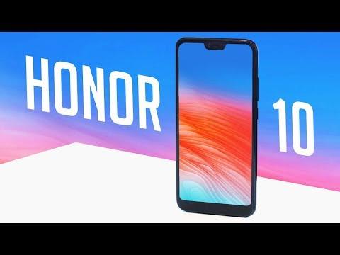 Обзор Honor 10: лучший выбор до 30 тысяч рублей? (review)