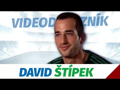 Videodotazník - David Štípek