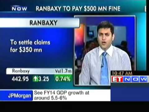 Ranbaxy to Pay $500 Million in US Lawsuit Settlement