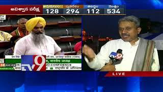 Mockery of democracy - Chalasani Srinivas
