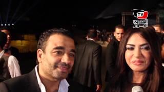 سلوى خطاب: سعيدة بعودة «القاهرة السينمائي»