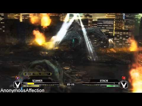 pacific rim axehead gameplay  Pacific Rim: The Video Game