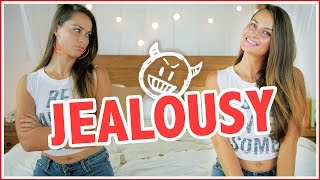 JEALOUSY IN RELATIONSHIPS ╭∩╮(Ο_Ο)╭∩╮