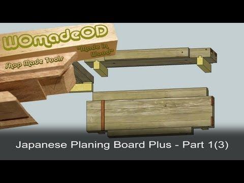 Japanese Woodworking Bench Plans Woodwork Kit DIY PDF Plans