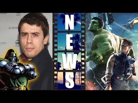 Toby Kebbell is Dr Doom 2015, Avengers 2 spotlights Hulk & Hawkeye - Beyond The Trailer