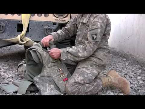 U.S. Army Uniform: Weight of Warfare