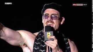 Aiden English sings!