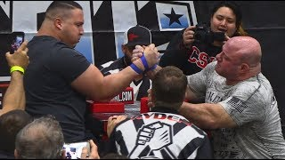 Scot Mendelson Dominates the 2018 California State Armwrestling Championships