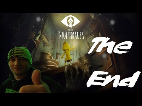 Little Nightmares Gameplay Playthrough #7 - The End (PC)