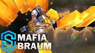 Mafia Braum Skin Spotlight - League of Legends