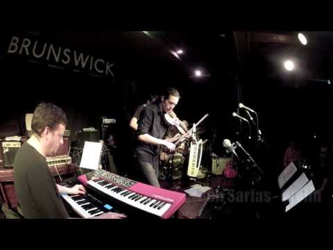 Ben Sarfas Quartet Live - Butterfly (Talvin Singh) 2013