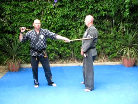 Kali Stick Fighting tutorial Image 1