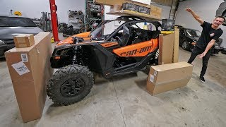 """I'm Leaving it Stock"" -  Modding my Can Am Maverick X3 Turbo R"