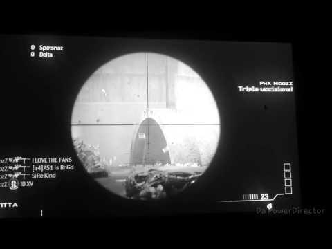 Call of duty Mw3: Game clip Triple ob-Quad feed