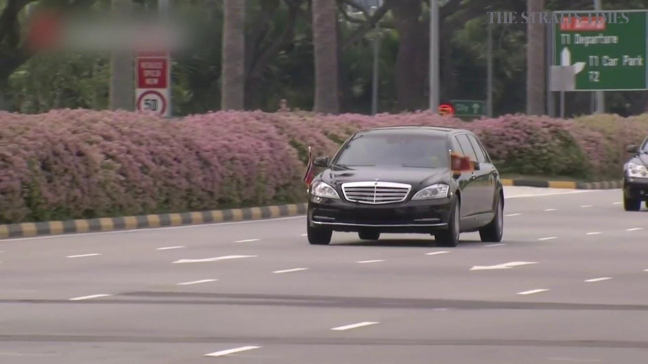 Trump-Kim summit: Both leaders arrive in Singapore