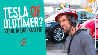 Mattie is jarig: Tesla of oldtimer? // Mattie & Wietze