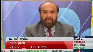Mr Ramesh Iyer, Managing Director, Mahindra Finance at CNBC BAZAAR